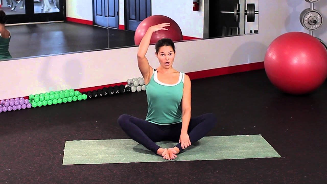 Gracilis Stretch : Stretching Techniques - YouTube