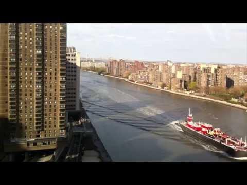 New York, New York - Roosevelt Island Tramway HD (2013)