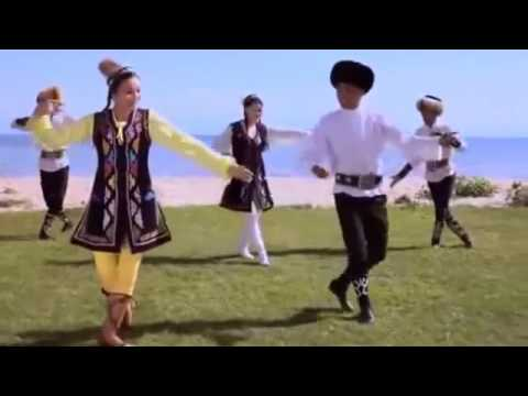 Super Kyrgyz folk song and dance - Kara Jorgo(Kyrgyz Musics)