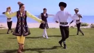 Super Kyrgyz folk song and dance - Kara Jorgo(Kyrgyz Musics)