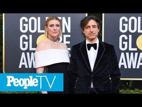 Noah Baumbach Admits He Cried Watching Partner Greta Gerwig's Film 'Little Women' | PeopleTV