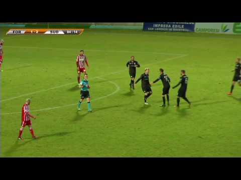Highlights Forlì - FC Südtirol 1-3 (04.02.2017)