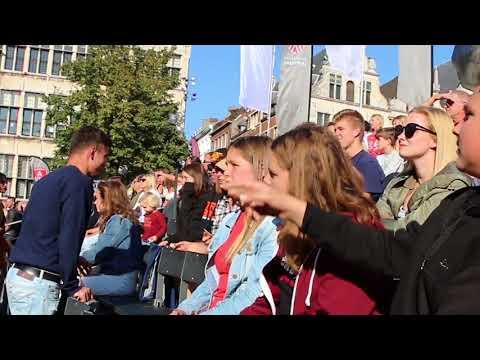 Herbeleef dag 1 van Antwerp City Drops