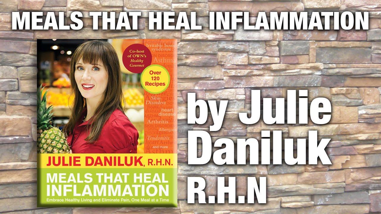 Holistic Nutritionist Julie Daniluk Meals That Heal border=