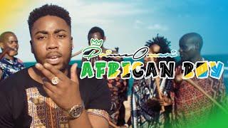 Prince Omari - African Boy [Music Video]
