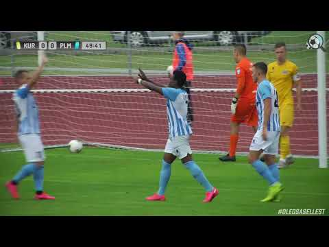 Kuressaare FC Paide Linnameeskond Goals And Highlights
