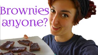 Raw Vegan Brownies | Food Adventures