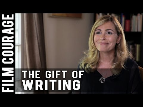 The Gift That Writing Gives The Writer by Jen Grisanti