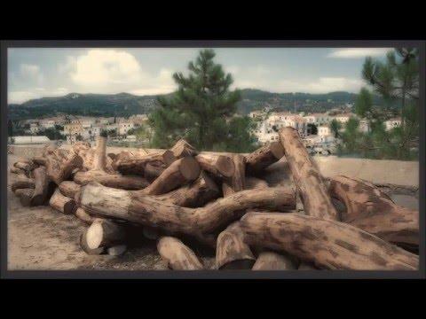Σπέτσες  -  Καρνάγια / Spetses  -  Dockyards
