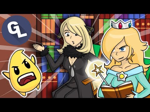 What if Rosalina turned into Cynthia?