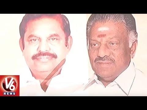 Tamil Nadu Politics | Speaker P Dhanapal Sacks 18 Dinakaran MLAs | V6 News