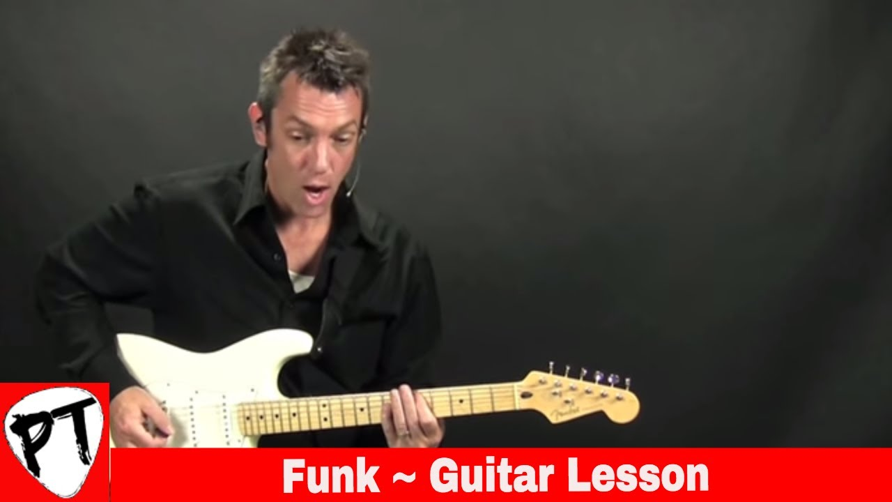 Learn How To Play Forget You By Cee Lo Green Funk Guitar Lesson