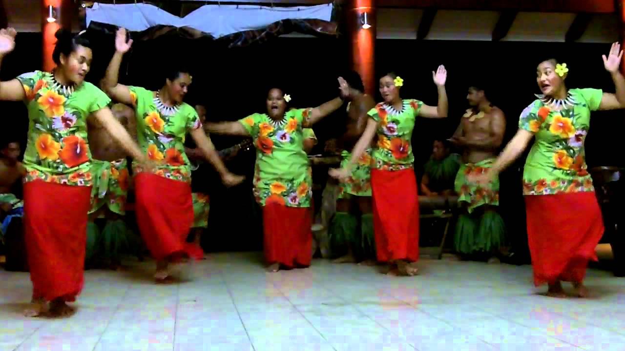 Siva Samoa Youtube