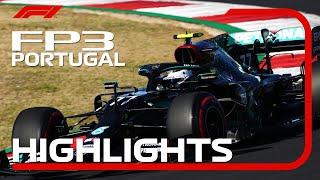 2020 Portuguese Grand Prix: FP3 Highlights