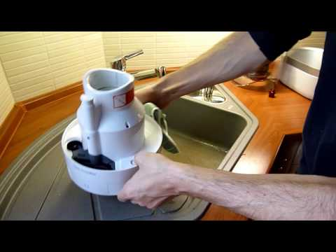 Wöchentliche Reinigung Dyson AM10 humidifier