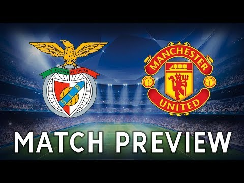 BENFICA vs MANCHESTER UNITED | UEFA CHAMPIONS LEAGUE