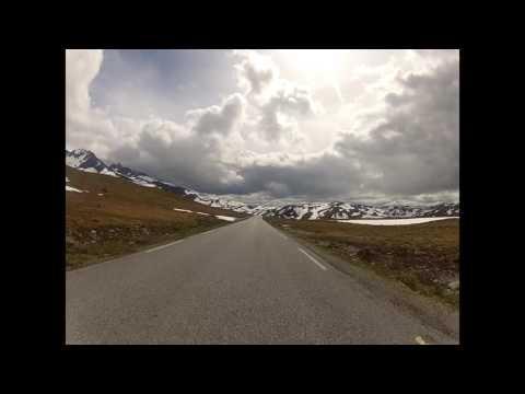 Tindeveien fra Turtagrø
