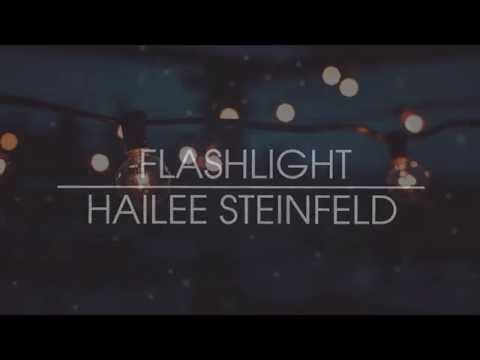 Flashlight by Hailee Steinfeld Lyrics