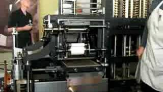 Charles Babbage -- Difference Engine No. 2