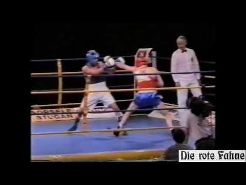 """Константин """"Kostya"""" Цзю (СССР), чемпион мира, двукратный чемпион Европы по боксу (60, 63,5 кг)"""