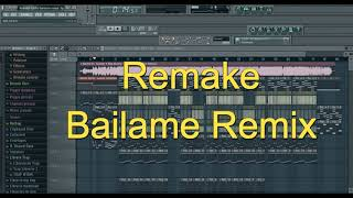 Remake B Ilame Remix Nacho, Yandel, Bad Bunny.mp3