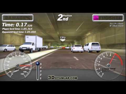 3D Trafikte Kapışma | 3D Oyunlar - YouTube