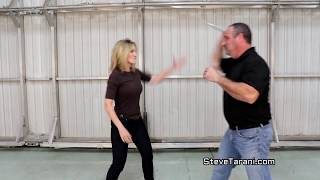 Edged Weapons Defense Course With Steve Tarani