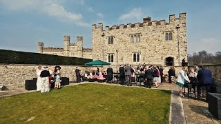 Leeds Castle / Maiden's Tower Wedding Highlights, Maidstone, Kent