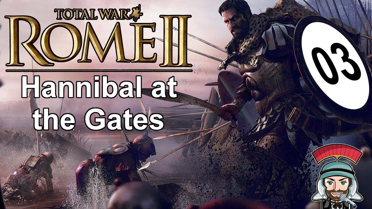 Hannibal At The Gates Karthago 03 Sehr Schwer Total War Rome