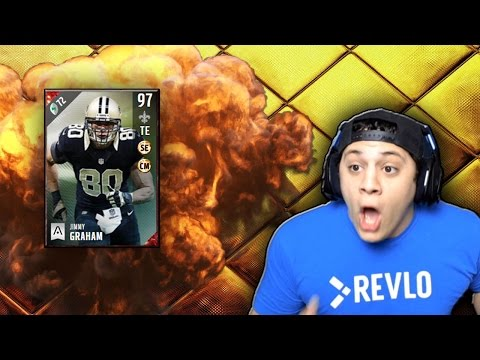 THIS IS WHAT THE XB1 HAS TO OFFER?! (97 JIMMY GRAHAM GAMEPLAY) - MADDEN 17 ULTIMATE TEAM