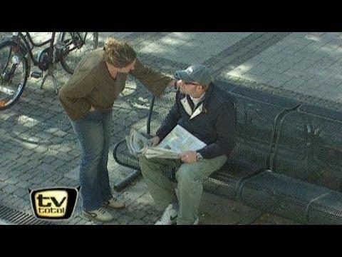 Raab auf der Bank, Teil 2 - TV total