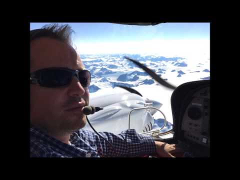 Ferry Flight from Austria to Canada in a DA42 Twinstar