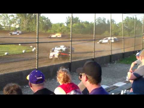 Modified Heat 3 @ Marshalltown Speedway 06/06/17