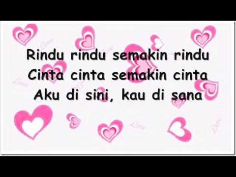 #TheGengProduction : Rindu Cintaku Padamu - Nirwana Band (lirik version)