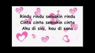#TheGengProduction : Rindu Cintaku Padamu - Nirwana Band (lirik version)