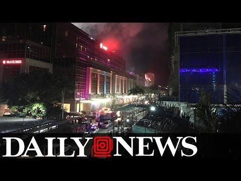 Masked Gunman Opens Fire At Resorts World Manila