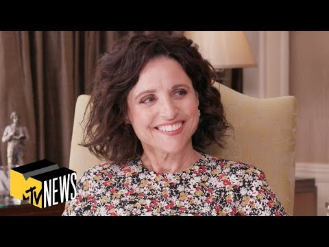 Julia Louis-Dreyfus On 'Veep', Saying Goodbye To Selina Meyer, & More | The Big Picture | MTV News