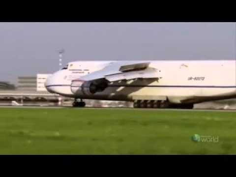 An-124 Cargo Jet - Ukraine