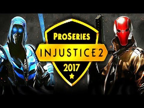 Injustice: Pro Series Finals 2017 - Full Tournament! [TOP8 + Finals]