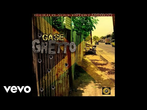 Gage - Ghetto (Official Audio)