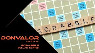 Let's Play P1: Scrabble: Deluxe Edition (MS-DOS)