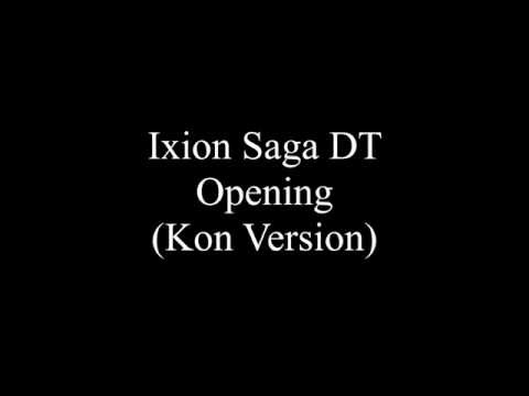 Ixion Saga DT Opening (Lyrics)