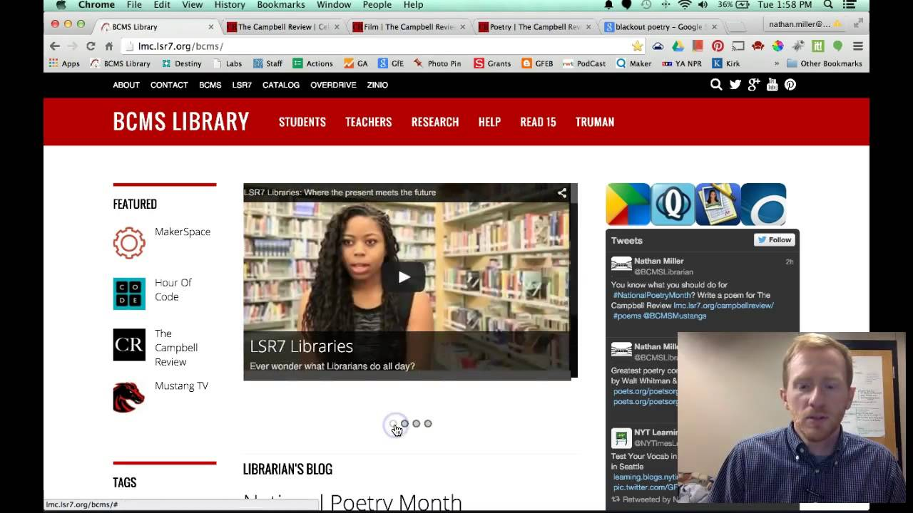 READ – BCMS Library