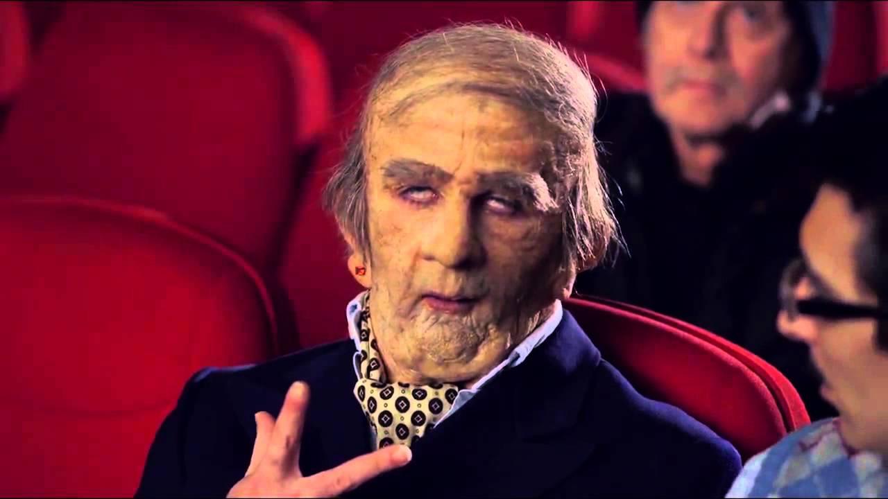La solita commedia - Inferno Clip 'Ruggero e Gianluca vanno al cinema' (2015) - Mandelli,