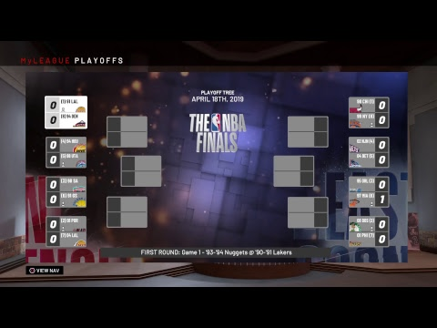 NBA 2K19 What Difficulty Should I Play On