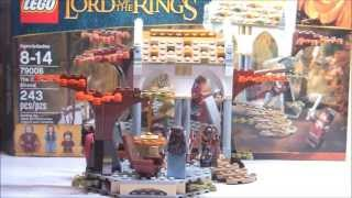 Lego Lord Of The Rings Council Of Elrond Review 79006