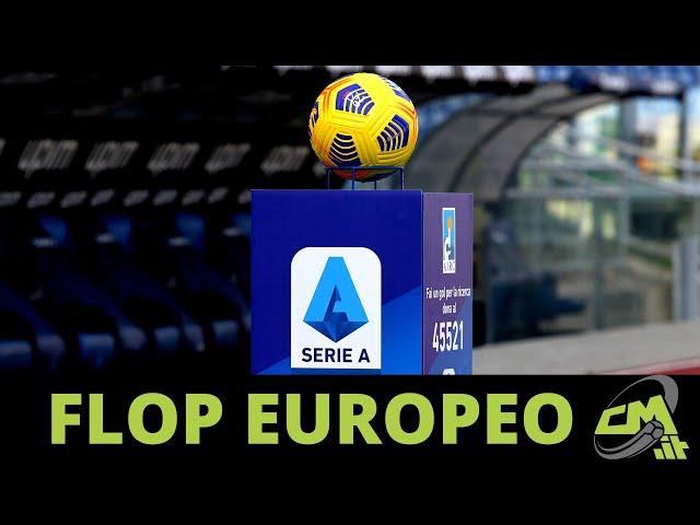 Italiane, FLOP CHAMPIONS: Che Cosa È Successo Al Nostro Calcio