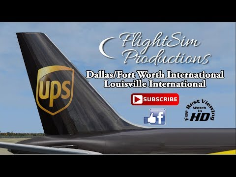 Dallas/Ft Worth (KDFW) to Louisville International (KSDF)