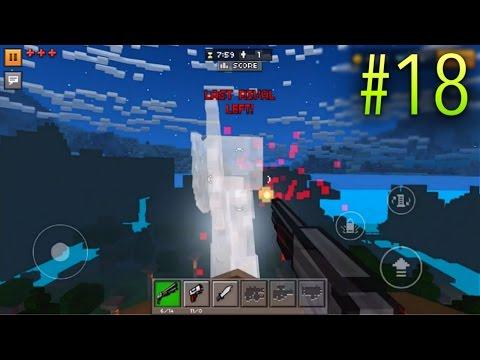 THE SNEAK ATTACK! | Pixel Gun 3D Deadly Games #18