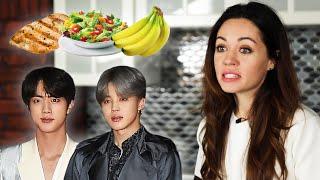 Dietitian Reviews K-Pop Diets